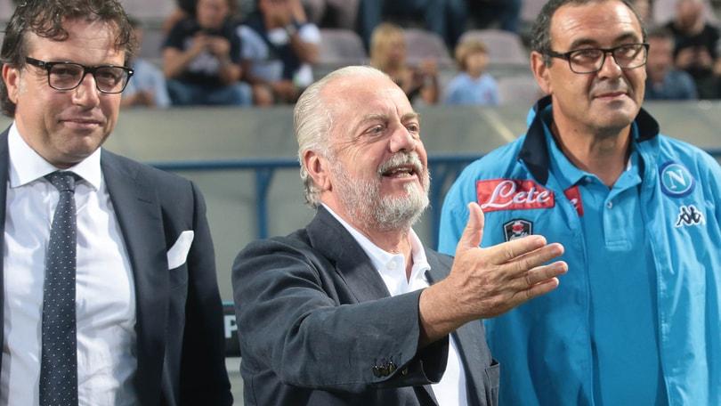 De Laurentiis: «Higuain non tradirà. Koulibaly mi ha deluso»