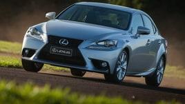 Lexus, per gli inglesi è il marchio più affidabile