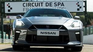 Nissan GT-R 2016, prova in pista: foto