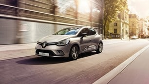 Renault Clio restyling: foto