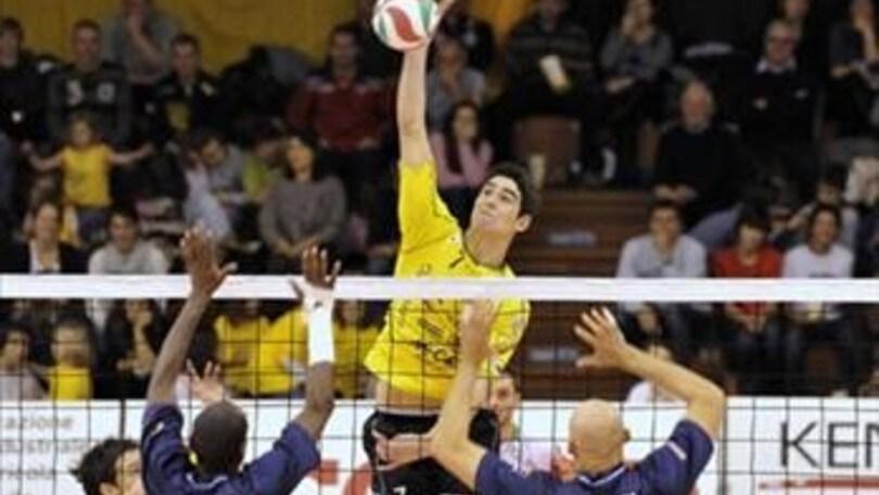 Volley: Superlega, Milano punta su Alessandro Tondo