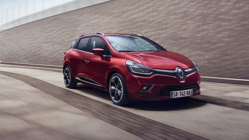 Renault Clio, si rifà il trucco