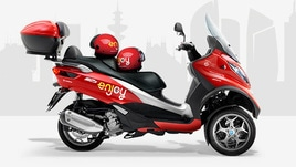 Scooter sharing: Enjoy è arrivato a Roma