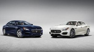 Nuova Maserati Quattroporte: foto