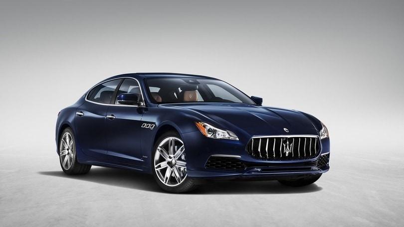 Maserati Quattroporte, un restyling di GranLusso