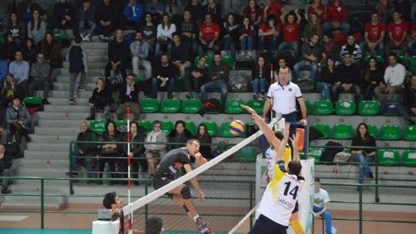 Volley: A2 Maschile, Cristian Casoli da Vibo a Castellana Grotte
