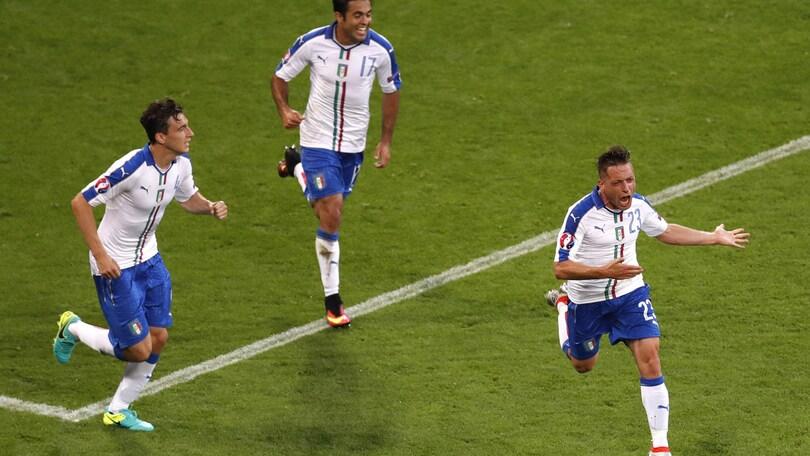 Euro 2016, l'Italia di Conte vince anche su Sky