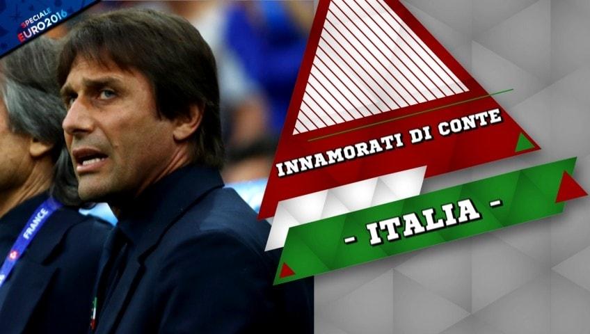 Euro 2016, Italia debutto super