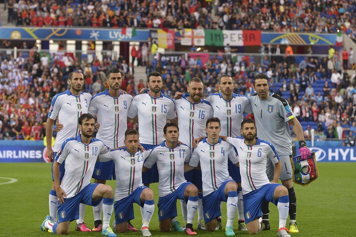 Euro 2016 Belgio-Italia, le pagelle:Pellè trascina, muro De Rossi,Candreva vola