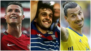 Cannonieri europei: Ibrahimovic e Ronaldo all'assalto di Platini