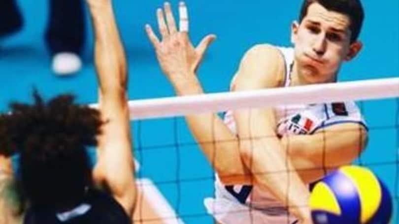 Volley: Superlega, la CMC Ravenna ingaggia Giacomo Raffaelli
