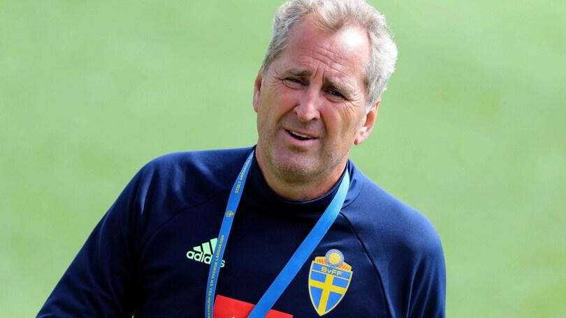 Euro 2016: Hamren carica la Svezia