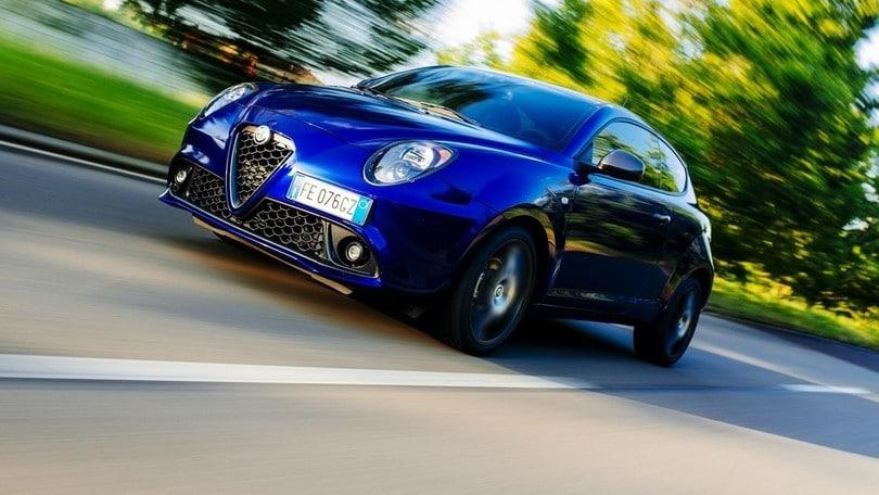 Alfa Romeo Mito, lo sguardo della Giulia