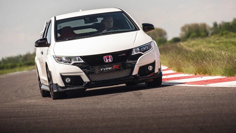 Honda Civic-Type R, alla conquista dell'Europa