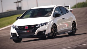 Honda Civic Type-R: foto