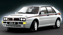 Lancia Delta Integrale: foto