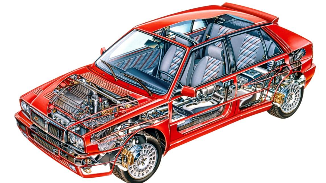 <p>La storia dell&#39;auto che ha vinto sei mondiali rally di fila</p>