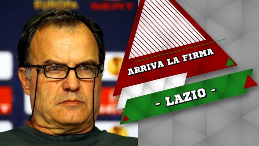 Lazio-Bielsa, la firma nella notte