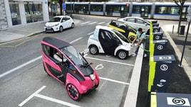 Toyota, ottimi risultati per il car sharing in Francia