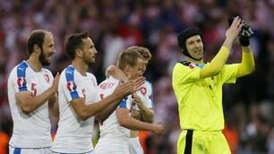 Euro 2016, Repubblica Ceca-Croazia 2-2: rimonta ceca con Skoda e Necid