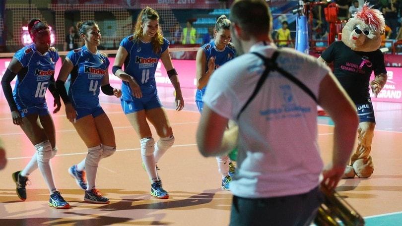 Volley: World Grand Prix, black out a Bari rinviata Italia-Thailandia