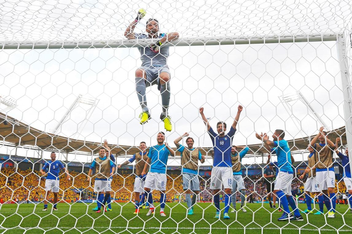 """Euro 2016; Italia-Svezia, le pagelle degli Azzurri: Chiellini mette il freno a Ibra. Magia di<span style=""""line-height: 20.8px;"""">Eder</span>"""