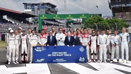 24 Ore di Le Mans, Brad Pitt scende in pista! Il video