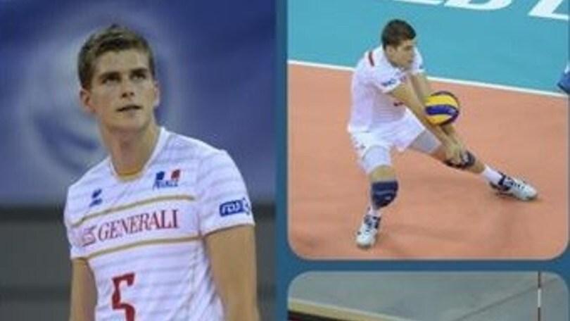 Volley: Superlega, Piacenza ingaggia Clevenot