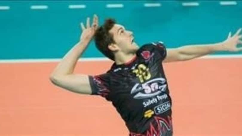 Volley: Superlega, Piacenza chiude il mercato con Tzioumakas