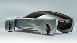 Rolls-Royce Vision Next 100, il lusso del futuro: foto