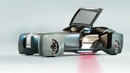 Rolls-Royce Vision Next 100, per i milionari del futuro