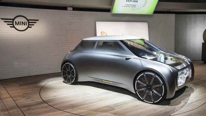 La Mini del futuro sarà uno smartphone a 4 ruote