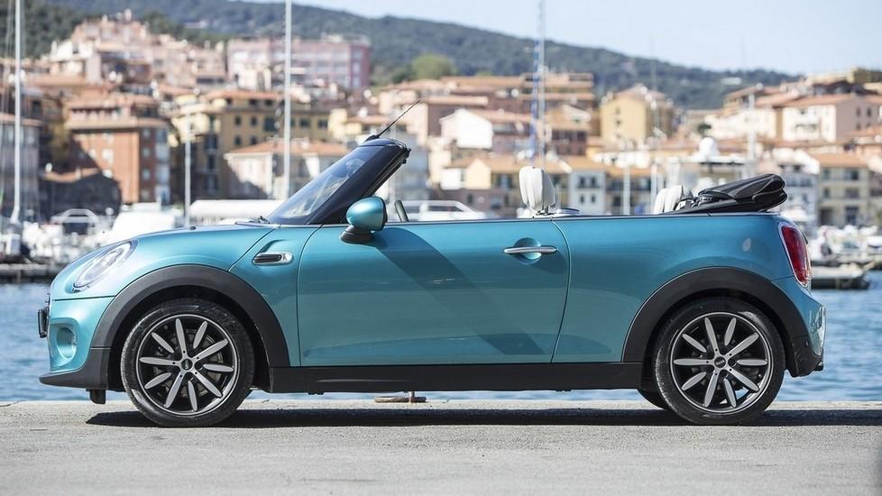 Mini Cabrio Cooper D Foto E Prezzi Tuttosport