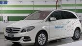 Mercedes Classe B Electric Drive, ecco la Enel Edition
