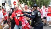 Ucraina-Polonia, scontri ultrà a Marsiglia