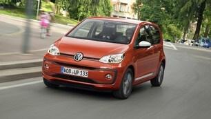 Volkswagen Up! restyling: foto