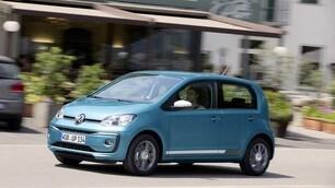 Volkswagen Up! restyling: foto e prezzi