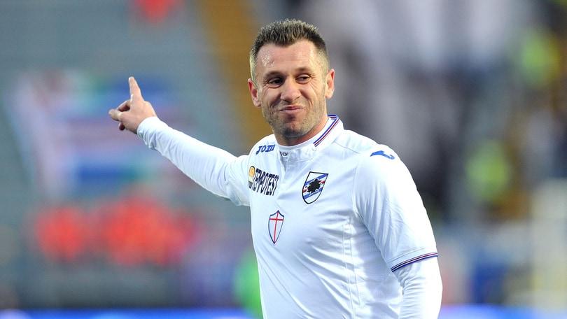 Calciomercato Sampdoria, Ferrero: «Cassano? Vediamo se resterà»