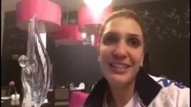 Scherma: Arianna Errigo ringrazia i fans