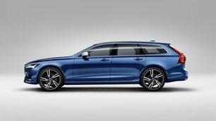 Volvo V90 e S90 R-Design: foto