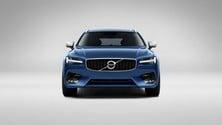 Volvo V90 e S90, nuovi allestimenti sportivi R-Design