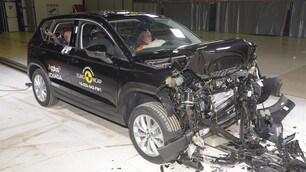 Seat Ateca, crash test Euro NCAP: foto