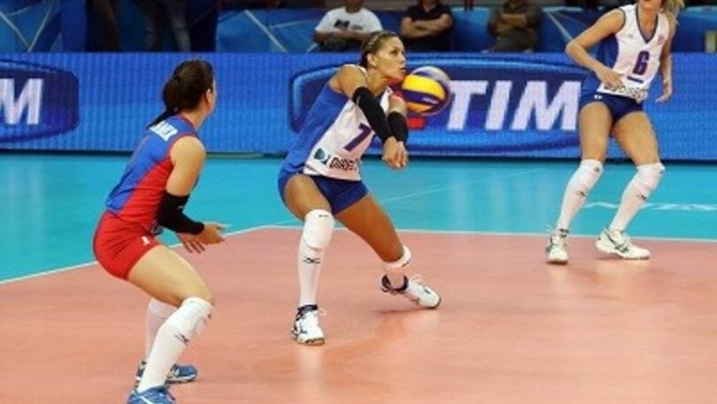 Volley: A1 Femminile, Stephanie Enright è il terzo rinforzo di Firenze