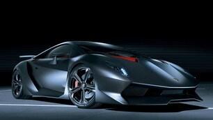 Lamborghini, il carbonio della Sesto Elemento: foto