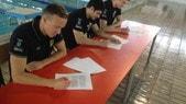 Nuoto, gli atleti ADN firmano contro il doping