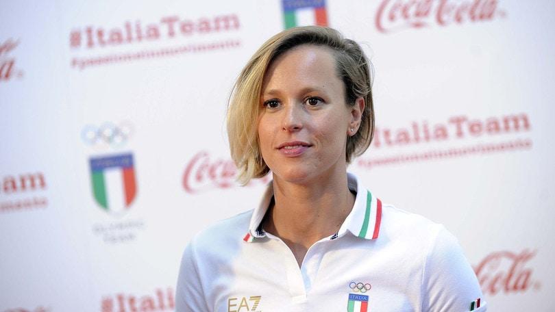 Federica Pellegrini annuncia l'addio: