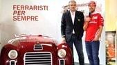 Ferraristi per sempre, la mostra della passione Rossa