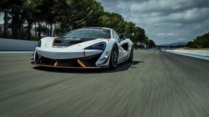McLaren 570S Sprint: foto