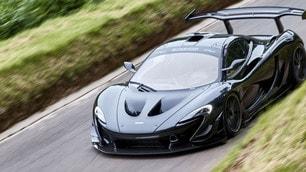 McLaren P1 Lm: foto