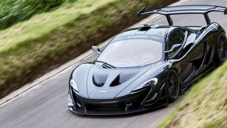 McLaren P1 LM, quota 1.000 CV e oltre